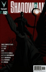 Shadowman vol 4 # 12