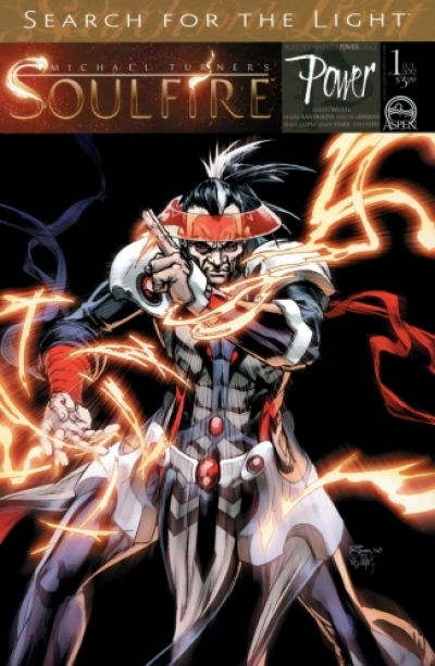 Soulfire: Power # 1
