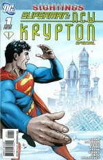 Superman: New Krypton Special # 1