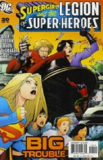 Supergirl and the Legion of Super-Heroes # 20
