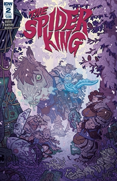 The Spider King # 2