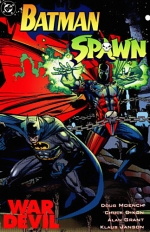 Batman/Spawn # 1