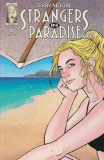 Strangers in paradise XXV # 6