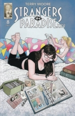 Strangers in paradise XXV # 8