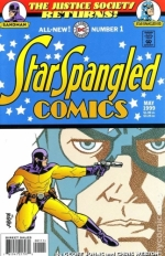 Star-Spangled Comics Vol 1 # 1