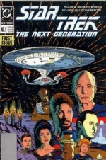 Star Trek: The Next Generation # 1