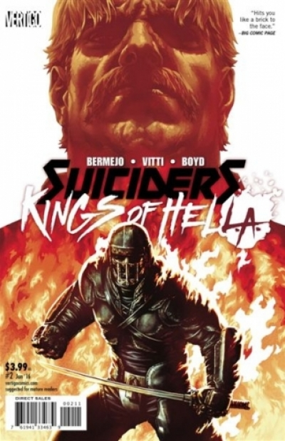 Suiciders: Kings of HelL.A. # 2