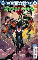 Super Sons # 4