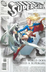 Supergirl vol 5 # 34