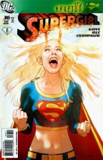 Supergirl vol 5 # 36