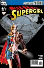 Supergirl vol 5 # 44