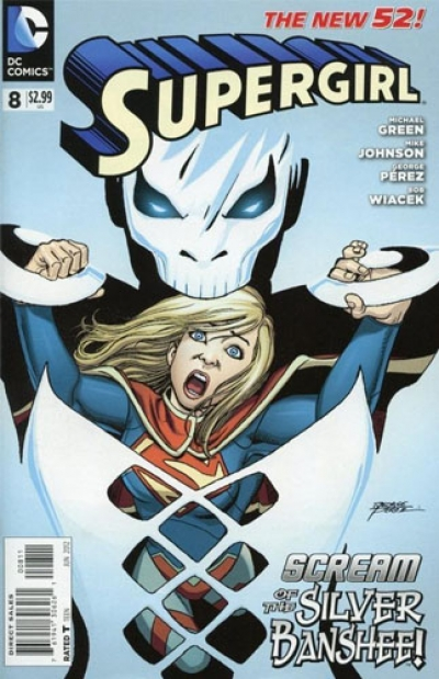 Supergirl vol 6 # 8