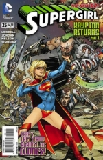 Supergirl vol 6 # 25