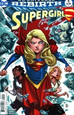Supergirl vol 7 # 5