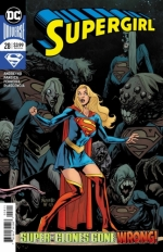 Supergirl vol 7 # 28