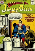 Superman's Pal Jimmy Olsen vol 1 # 23