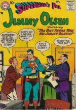 Superman's Pal Jimmy Olsen vol 1 # 25