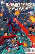 Superman: Last Stand of New Krypton # 2