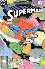 Superman vol 2 # 14