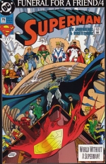 Superman vol 2 # 76