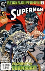 Superman vol 2 # 78