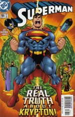 Superman vol 2 # 166