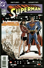 Superman vol 2 # 167