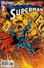 Superman vol 3 # 1
