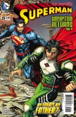 Superman vol 3 # 25