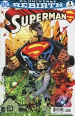 Superman vol 4 # 1