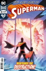 Superman vol 4 # 40