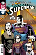 Superman vol 4 # 42