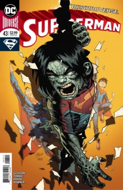 Superman vol 4 # 43