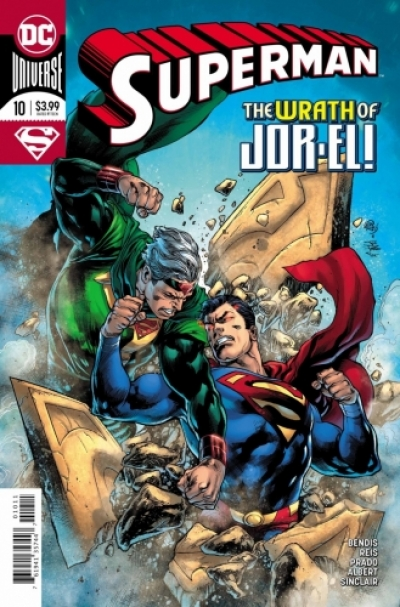 Superman vol 5 # 10