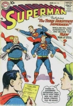 Superman vol 1 # 115