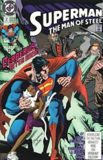 Superman: The Man of Steel # 2
