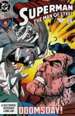 Superman: The Man of Steel # 19