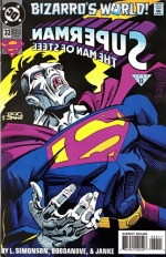 Superman: The Man of Steel # 32