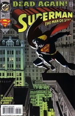 Superman: The Man of Steel # 39