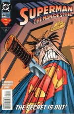 Superman: The Man of Steel # 44