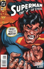 Superman: The Man of Steel # 46
