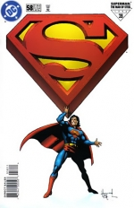 Superman: The Man of Steel # 58