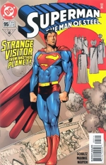 Superman: The Man of Steel # 95