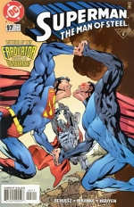 Superman: The Man of Steel # 97