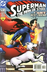 Superman: The Man of Steel # 112