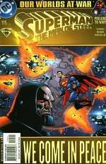 Superman: The Man of Steel # 115