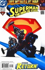 Superman: The Man of Steel # 117