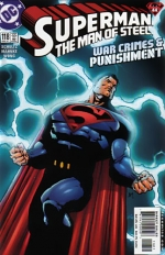 Superman: The Man of Steel # 118