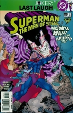 Superman: The Man of Steel # 119