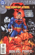 Superman: The Man of Steel # 131